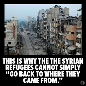 Why not help them at home?